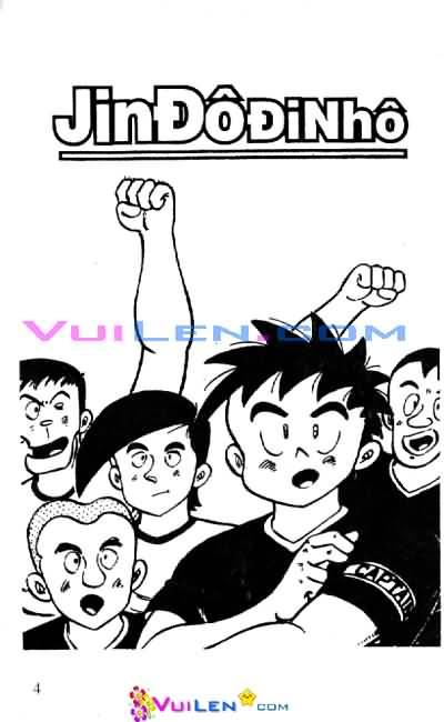Jindodinho - Đường Dẫn Đến Khung Thành III  Tập 47 page 4 Congtruyen24h