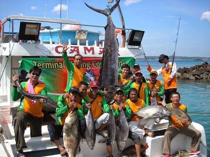 Terminal Fishing Comunity Pesta Strike Dengan Gong Pamungkas Marlin 100 kg Up @ SMR