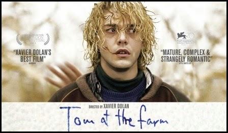 Póster de Tom à la ferme (2013)