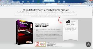 Giveaway Bitdefender Total Security 2014 Untuk Satu Tahun