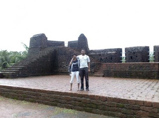 View of Bekal Fort Kerala by Siju and Rakesh T
