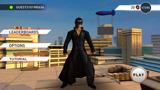 Krrish 3 PC game windows 8