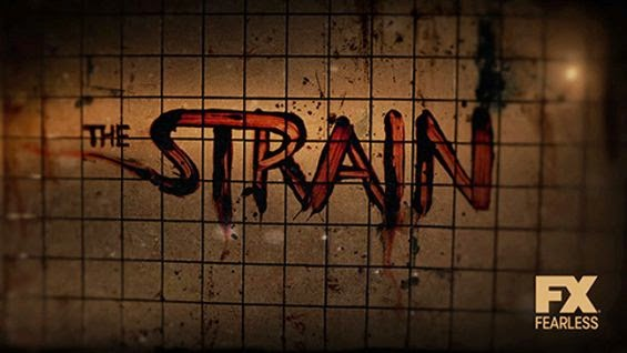 The Strain Series Tropa Friki