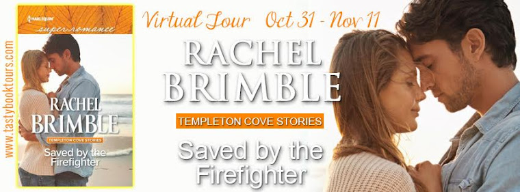 Saved By The Firefighter Blog Tour
