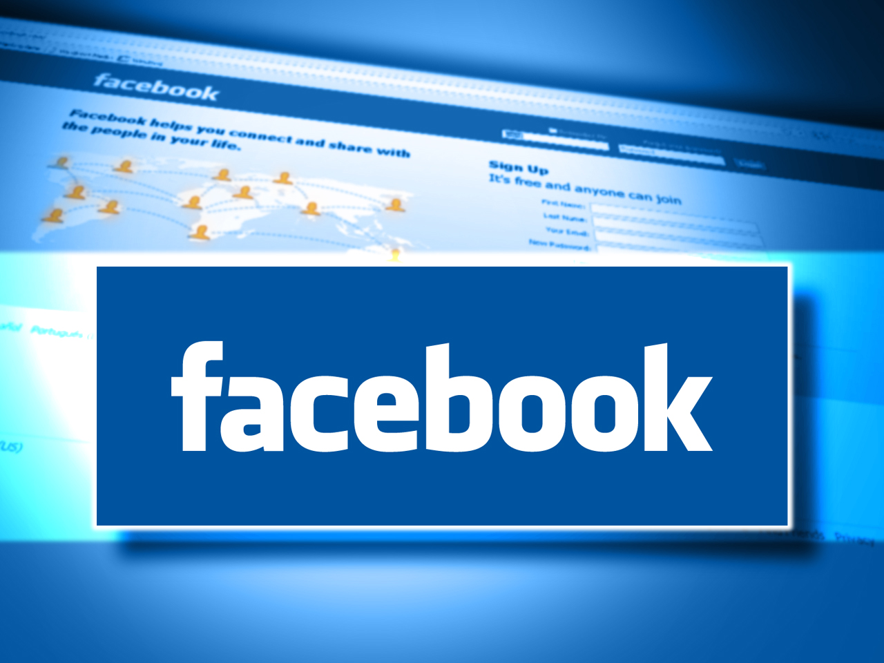 facebook login online