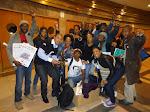 Colectivo de Jóvenes y Estudiantes Universitarios Afro luchando por la Justicia Racial y Social