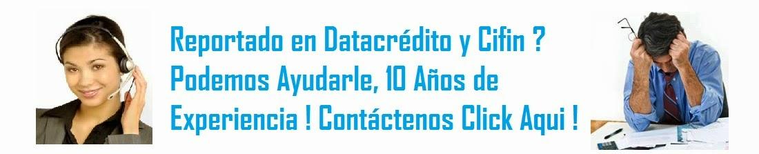 PUBLICIDAD : ABOGADOS EN BOGOTA GESTIONES ANTE DATACREDITO , CIFIN, BANCOS, ETC