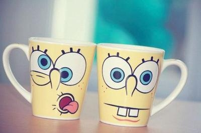 Spongebob Tumblr on Cute Igottapeenow Tumblr Com Lol Mug Spongebob Spongeglass Favim Com