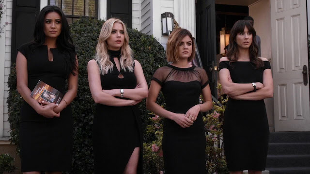 PLL Of Late I Think of Rosewood (6x11) Episode Recap