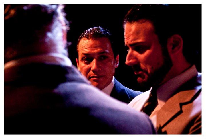 El incidente Nora - Teatro / Autor Eduardo Narvay / Dir: Marcelo Velazquez