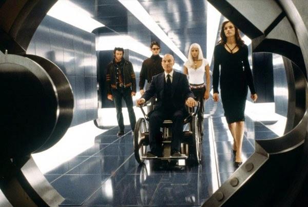 X-Men película año 2000