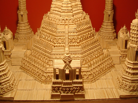 how to make a strong bridge out of toothpicks