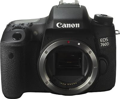 Spesifikasi Canon EOS 760D