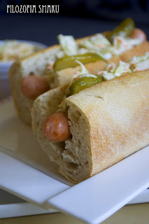 (hot dog