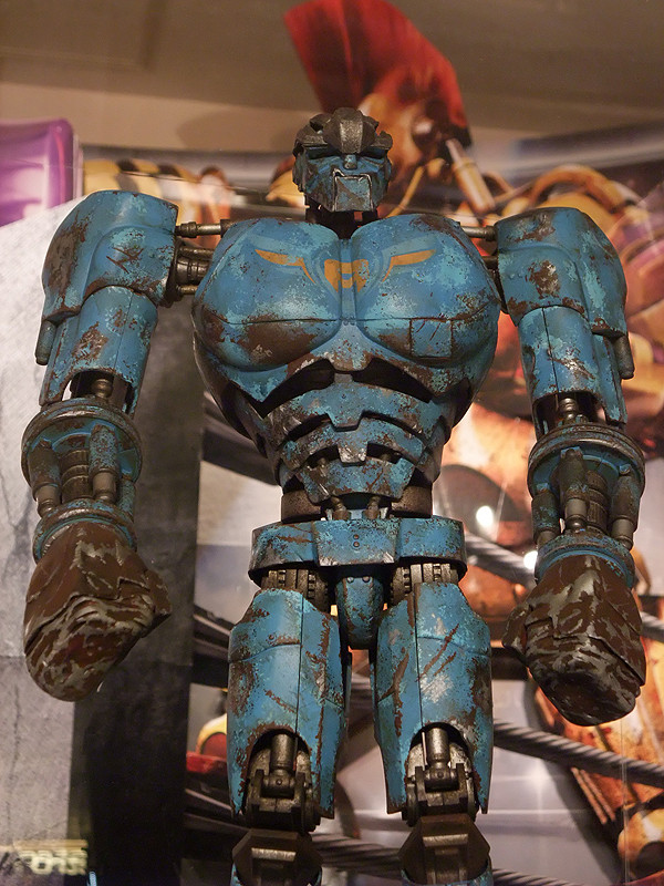 The 3A figures will be 16 scale probably about $150 each and are NICE. So far only St&ede has been shown & So whou0027s gonna build a 1:1 Real Steel robot?