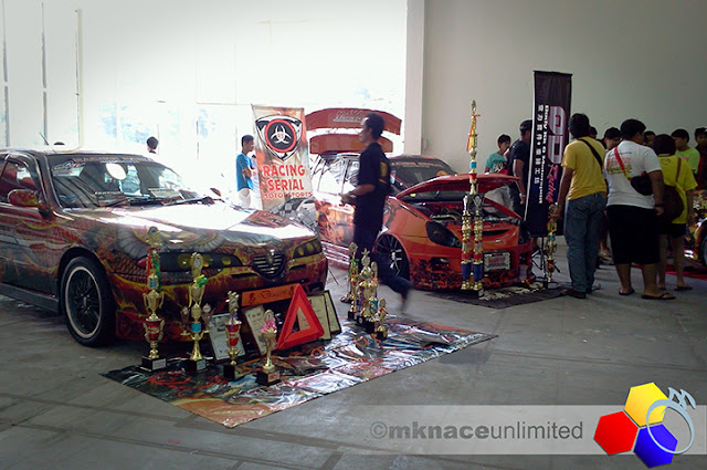 mknace unlimited™ | Ziqri @ JB Autoshow