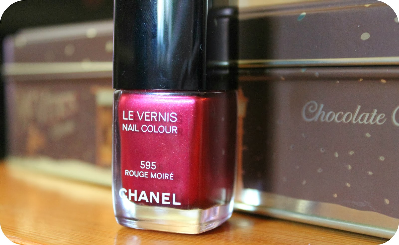 Chanel Rouge Moire