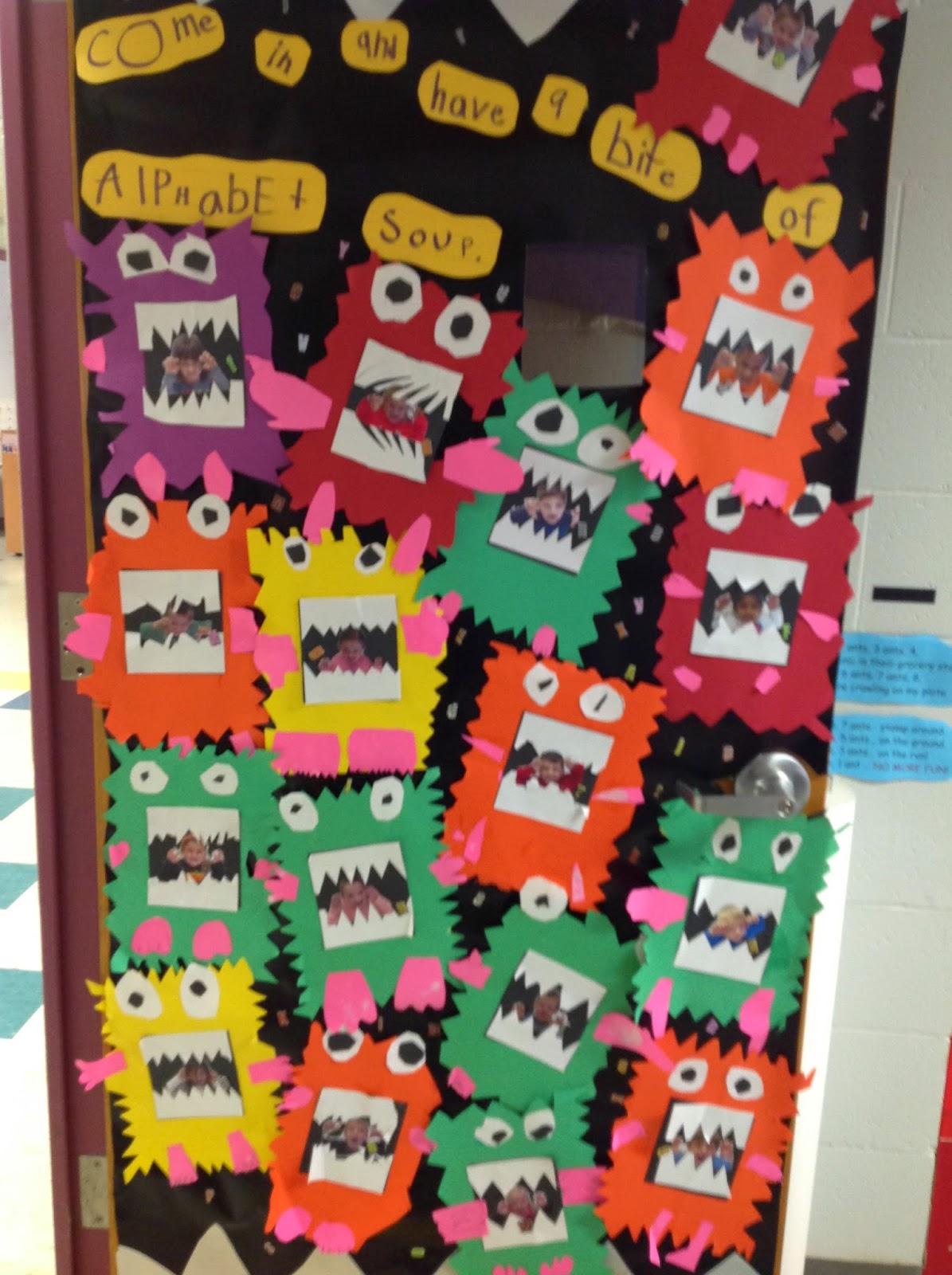Decorating Ideas > FWS Principals Blog October 2014 ~ 030234_Halloween Door Decorations For School