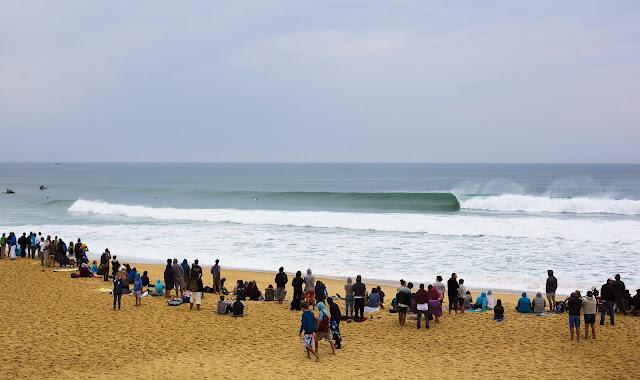 Roxy Pro France 2014 Wave Foto ASP