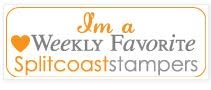 I'm a weekly favorite at SCS Aug 28 2016