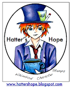 Hatter's Hope badge