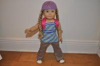 Kirsten Larson! (Ellie's Doll)