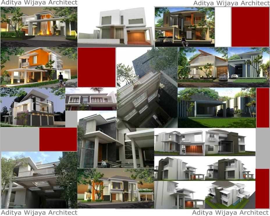 klinik arsitektur, Ragam Gaya (Style): Art Deco, Classic, Country, Contemporary, Ethnic, Mediterran