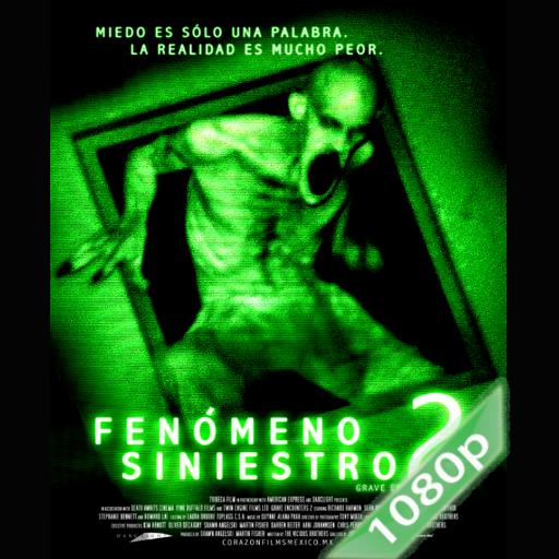 FENOMENO SINIESTRO 2 (2012) FULL HD 1080P AUDIO DUAL LATINO/INGLES