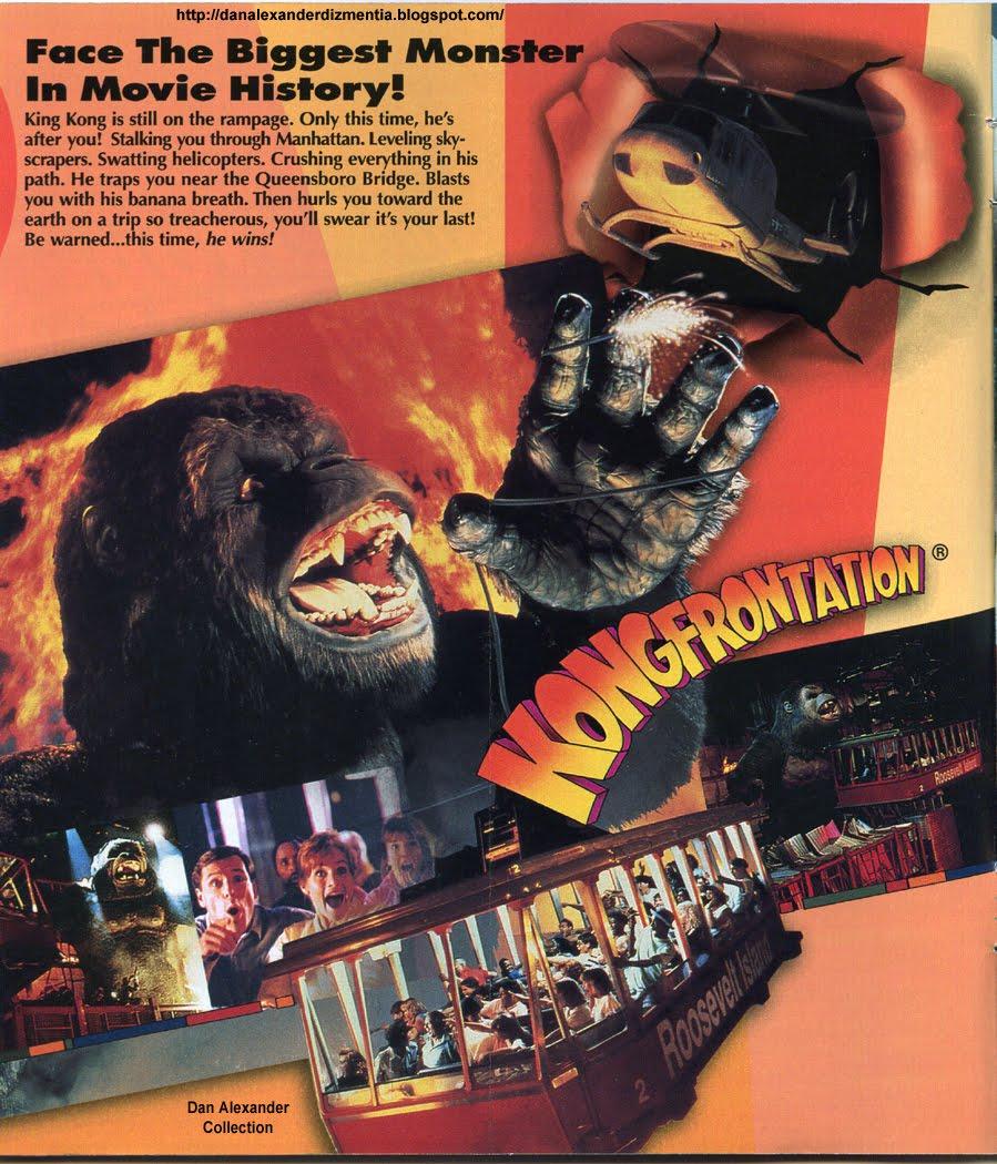 Dan Alexander Dizmentia: King Kong, Christmas Ape