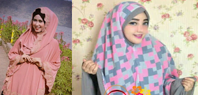 Poto Contoh Hijab Syar'i Modern