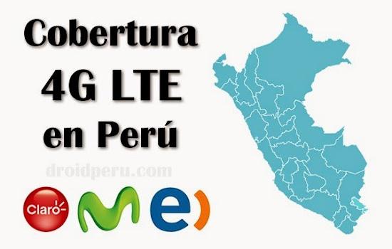 Operadores peruanos se disputan por clientes con servicio ilimitado de 4G
