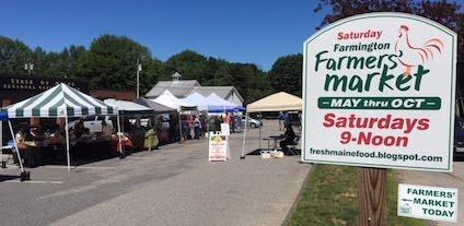 Saturday Farmington Farmers' Market