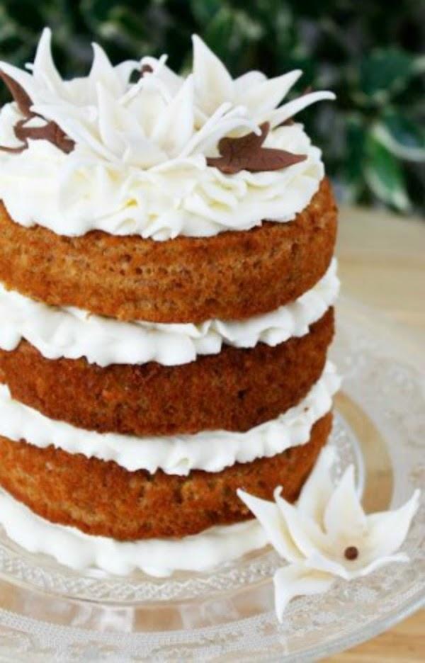 chic e-Ventos: Mini Naked Cakes