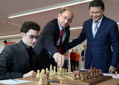 L'Italien Fabiano Caruana, 7e joueur au monde avec un Elo à 2772