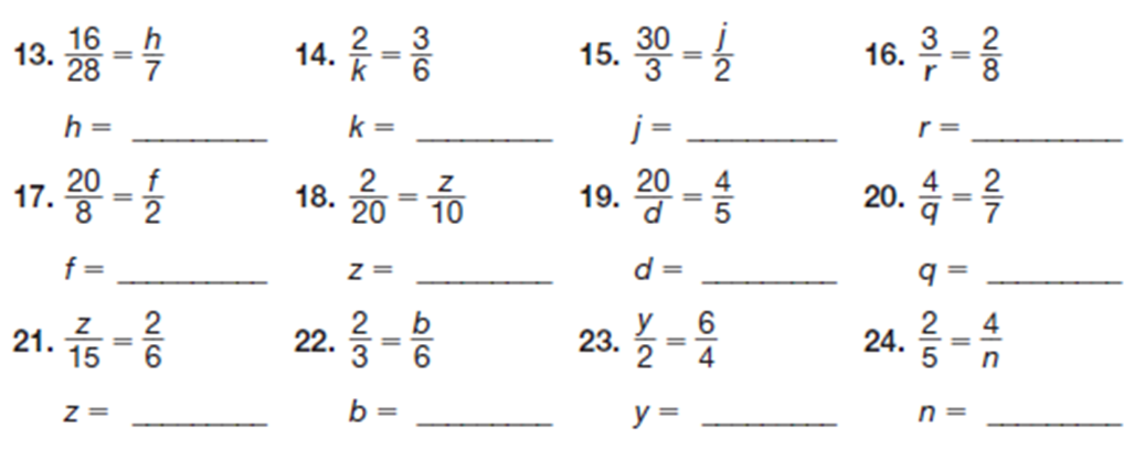 Miss Kahrimaniss Blog Solving Proportions – Solving Proportions Worksheet Answers