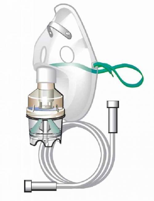 Neumoneando enfermer a recicl ndose y form ndose for Nebulizadores de agua