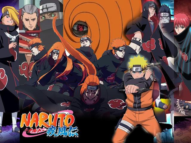 Akatsuki Members Naruto