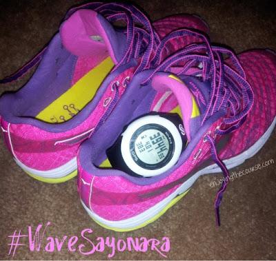 Wave Sayonara