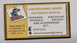 CONSTRUCCIONES ANDRES