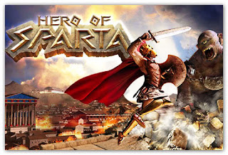 Hero Of Sparta HD Symbian Game