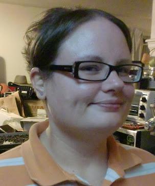 A close face shot at 8 months post-op