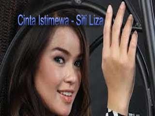 Cinta Istimewa - Siti Liza