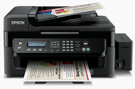 Download Driver Printer Epson L555