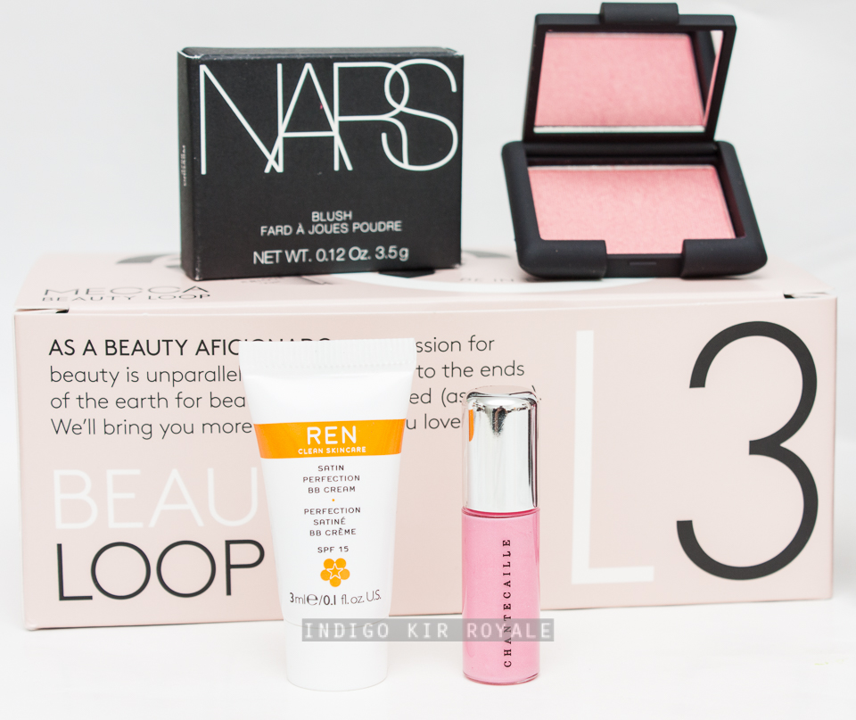 FIRST MECCA BEAUTY LOOP L3 BOX OF 2016