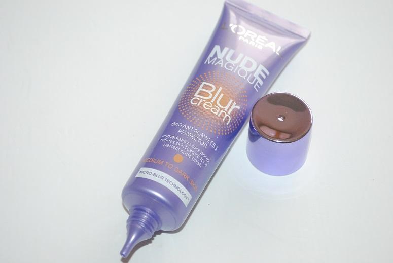 New Loreal Paris Blur cream & face powder nude Magique