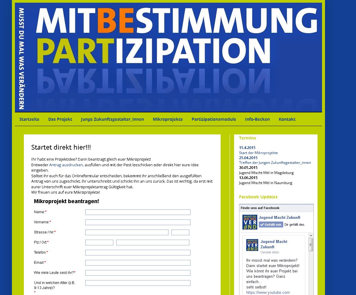http://jugendmachtzukunft.blogspot.de/p/starte-jetzt-durch.html