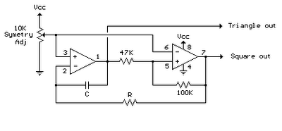 Index16 moreover Led Flashing Circuit as well 813615 likewise Pumpcon further Triangle And Squarewave Generator Using. on 555 timer wiring schematic