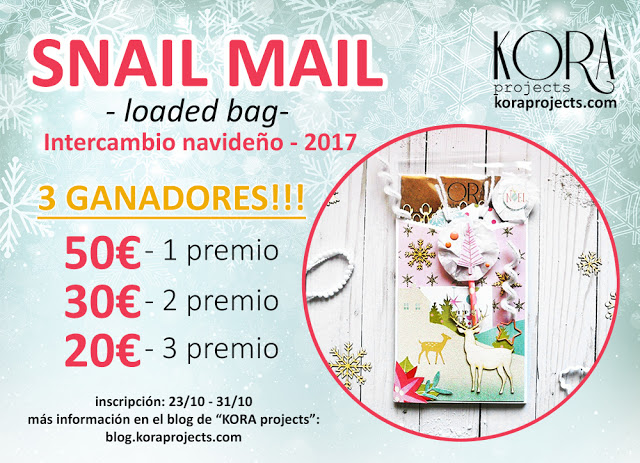 intercambio snail mail