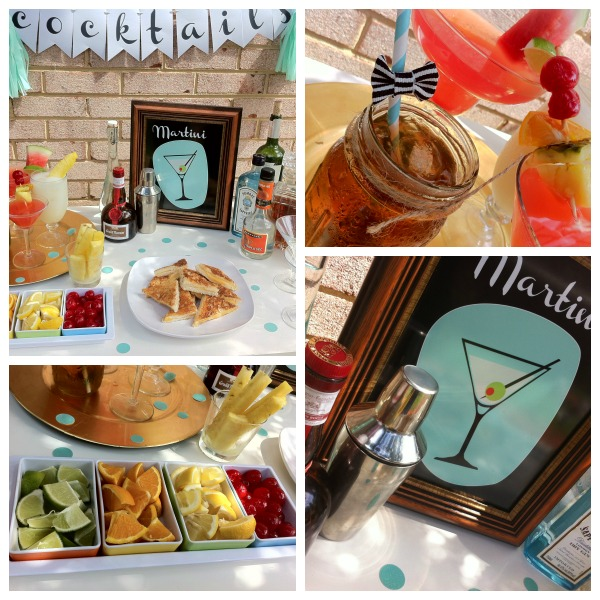 summer cocktail party ideas