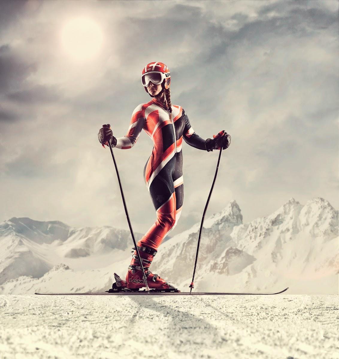 Marcus Eriksson - Ski Photography